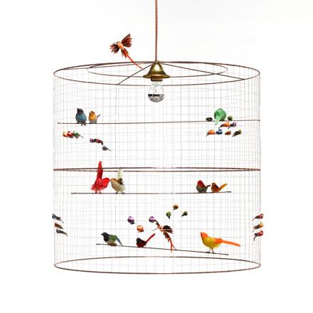 Birdslamp Ø60 cm Large