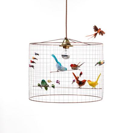Birdslamp small