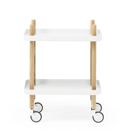 Block Table White 1
