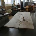 Massiv eike planker