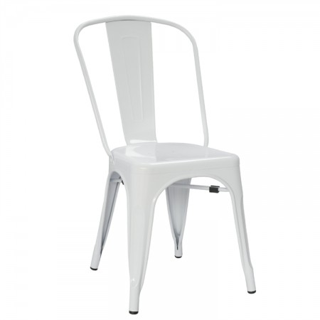 Tolix A Chair white