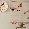 Birdslamp bord