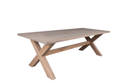 kjøkkenbord med klaffer