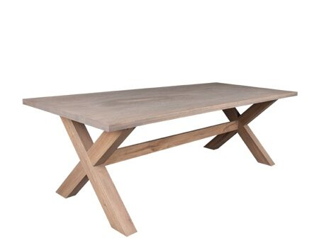 Wild oak table