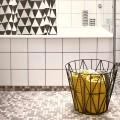Fermliving wire basket Bad