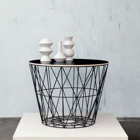 Fermliving wire basket topp ø60