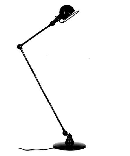 Jielde loft 2 arm black