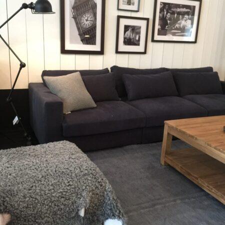 Milano sofa antrasit