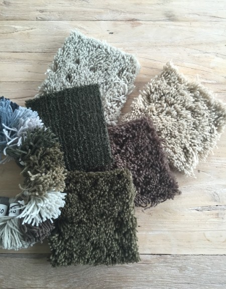 Rigel floss teppe