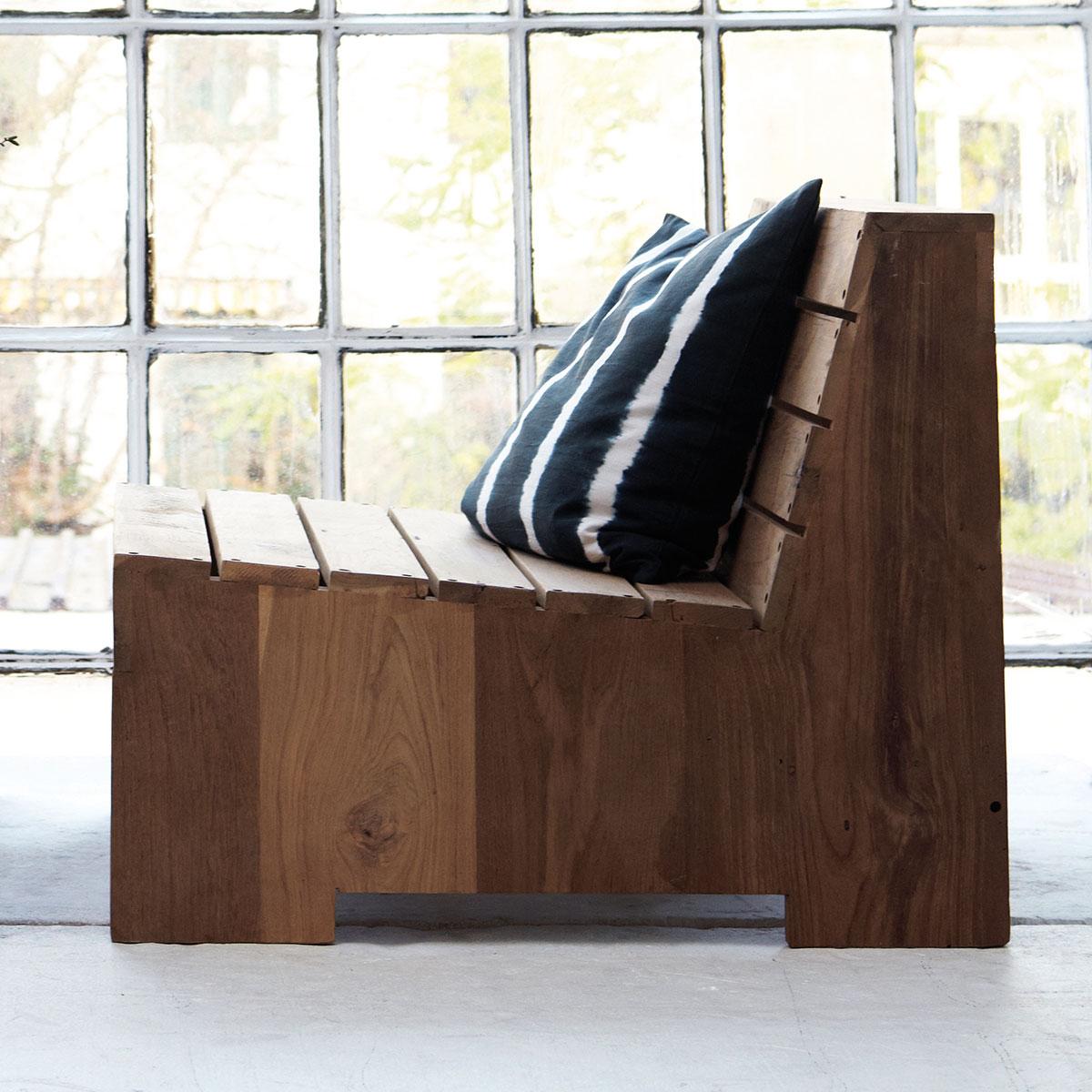 House Doctor Lounge Chair teak bredde 60cm kr 5990.- Olen Mobel 80e9367035926