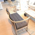 Fredericia Tremme The spoke back sofa