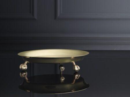 Skultuna Claw footted tray
