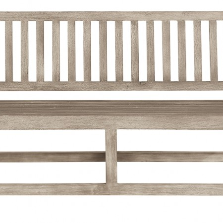 Oxford teak benk