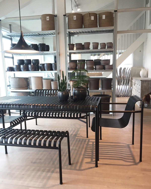 Hay Palissade Dining Table 170x90 Kr 7139 Olen Mobel