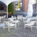 Palisade lounge hvit