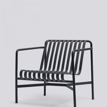 Palissade Lounge chair anthracite