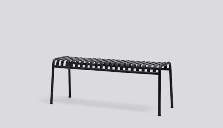 Palissade bench anthacite