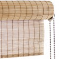 NY Brown fine bamboo panel