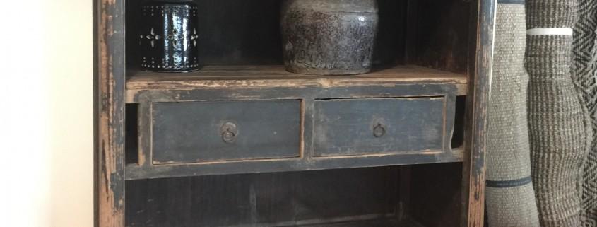 Vintage skap 107x53 høyde 176 bilde 2