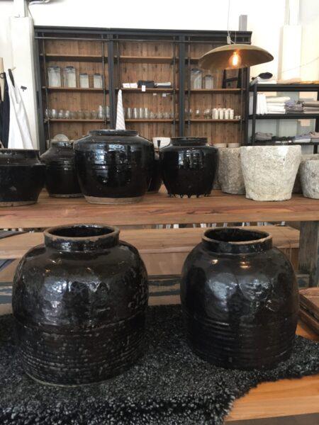 Vintage urner