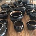 vintage urne medium