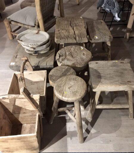 Vintage små bord