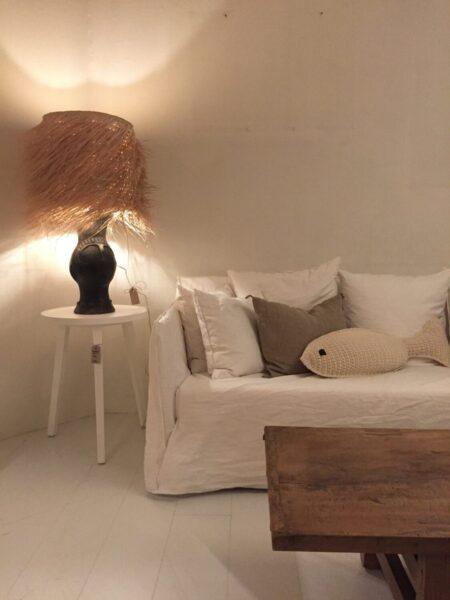Natur bord lampe kr 3995.- bilde 2
