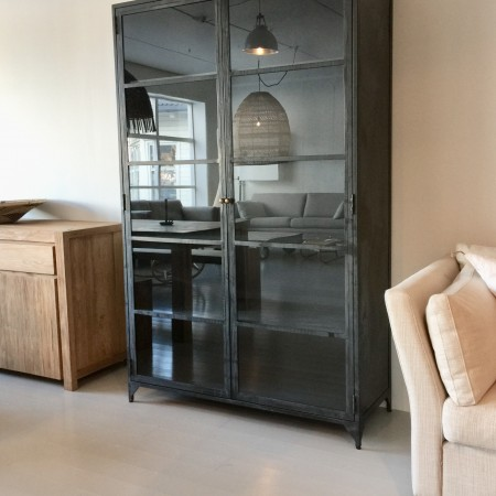 TineK Home metal skap 2 dørs 120x190cm