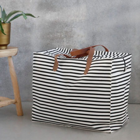 House Doctor Storage/bag, Stripes