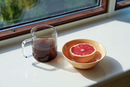 Hay Glass tea cups