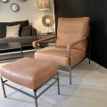 Seventy chair vintgae cognac