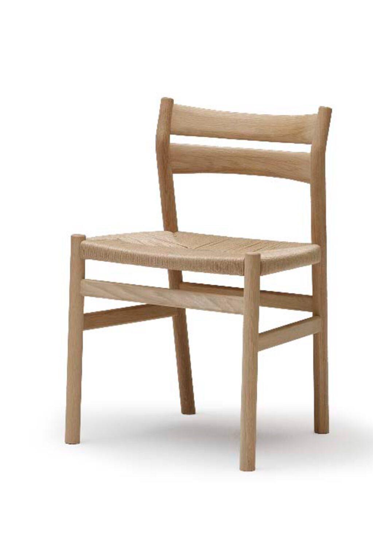DK3 BM1 Chair eik kr 7514. ( Ikke utstillt i butikken