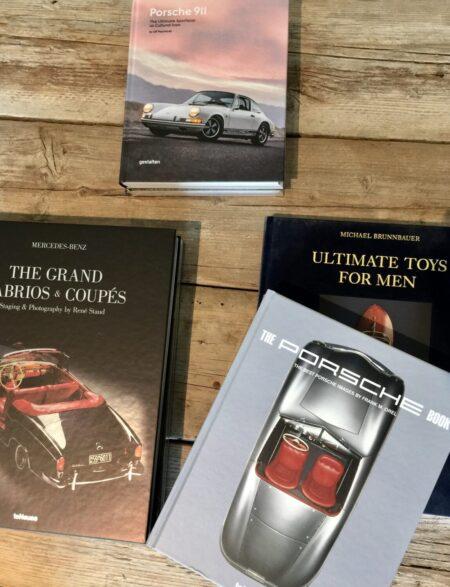 New Mags The Porsche book