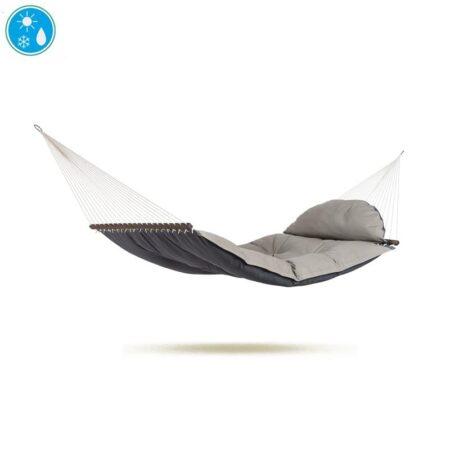 Fat hammock taupe