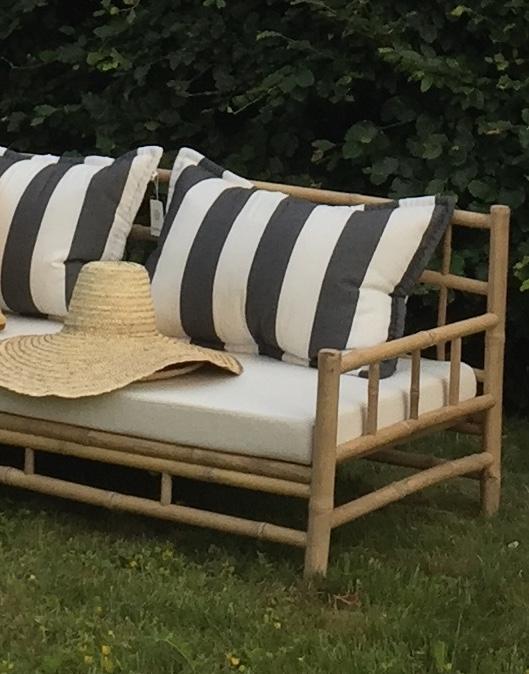 Tinekhome Bambus Lounge Sofa Kr 5995 Har Pa Lager Olen Mobel