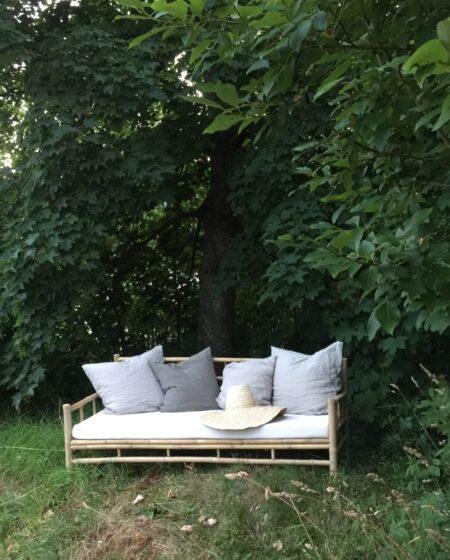 Tine K bambus sofa bilde 2