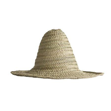 Tine K Strå hatt