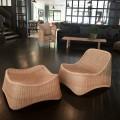 Sika design chill stol med pall fra butikken