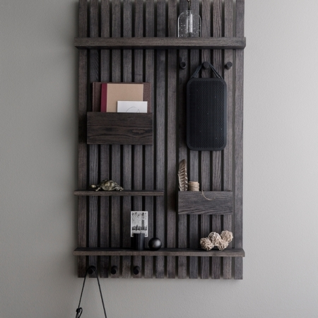 Fermliving Wooden multi shelf