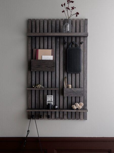 Fermliving Wooden multi shelf