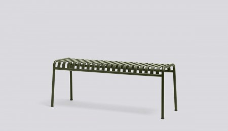 HAy palissade bench olive