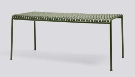 Hay palissade table 160x80