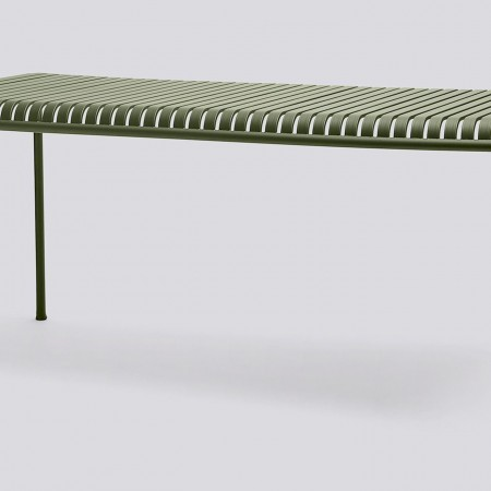 Hay palissade table 160x80