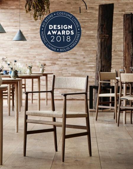 Arv og årets design møbel 2018