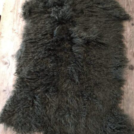 Tibetan saueskin Charcoal