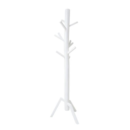 Coat rack white