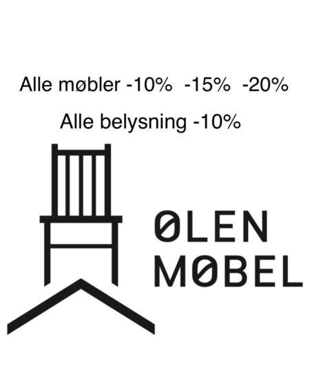 Ølen Møbel SALG 2019