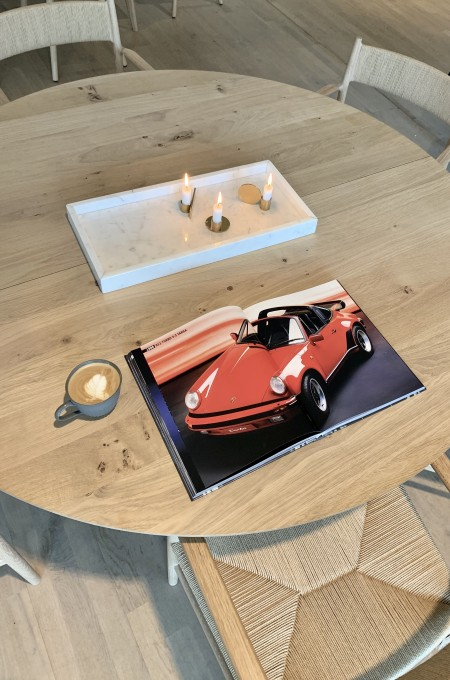 Hay marbel tray bilde 2