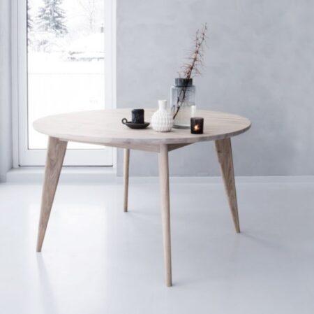 Viken spisebord Ø130cm