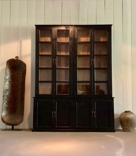 Vintage cabinet 226 x 30 x 160 (2)